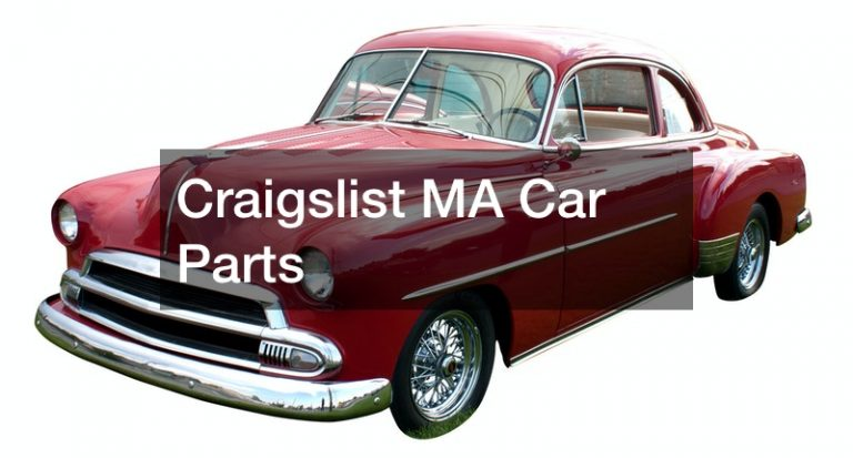 Craigslist MA Car Parts - Free Car Magazines